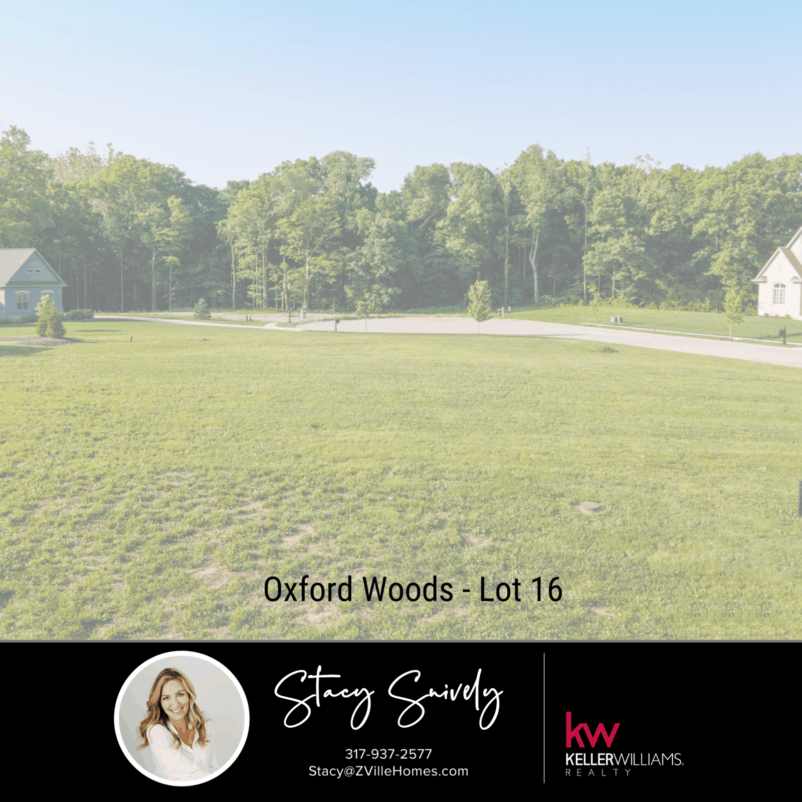 Oxford Woods - Lot 16 - Just Listed