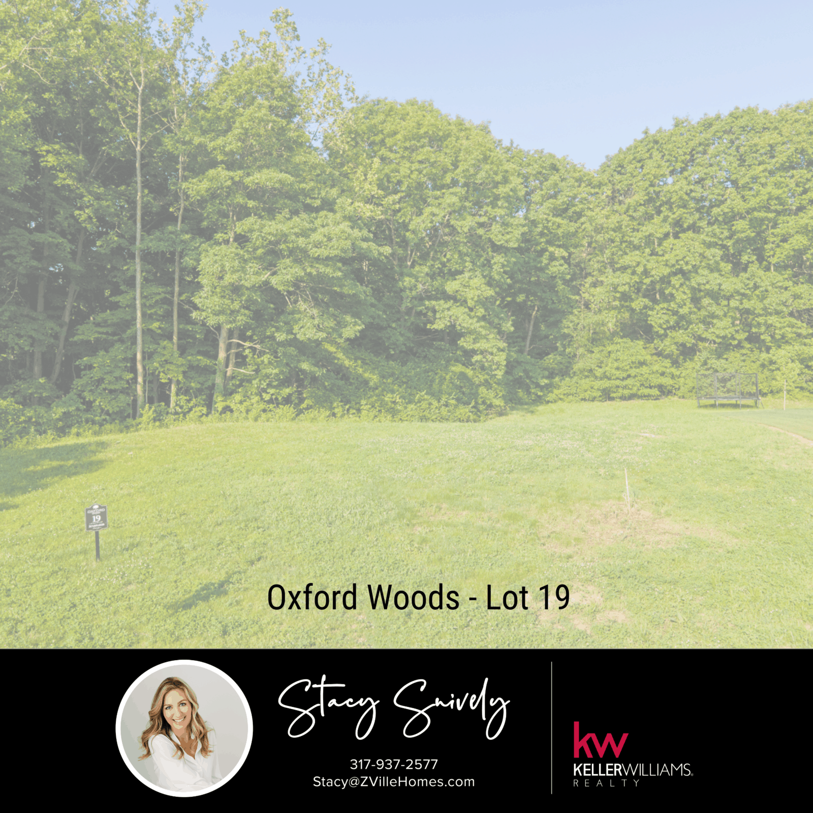 Oxford Woods - Lot 19 Just Listed