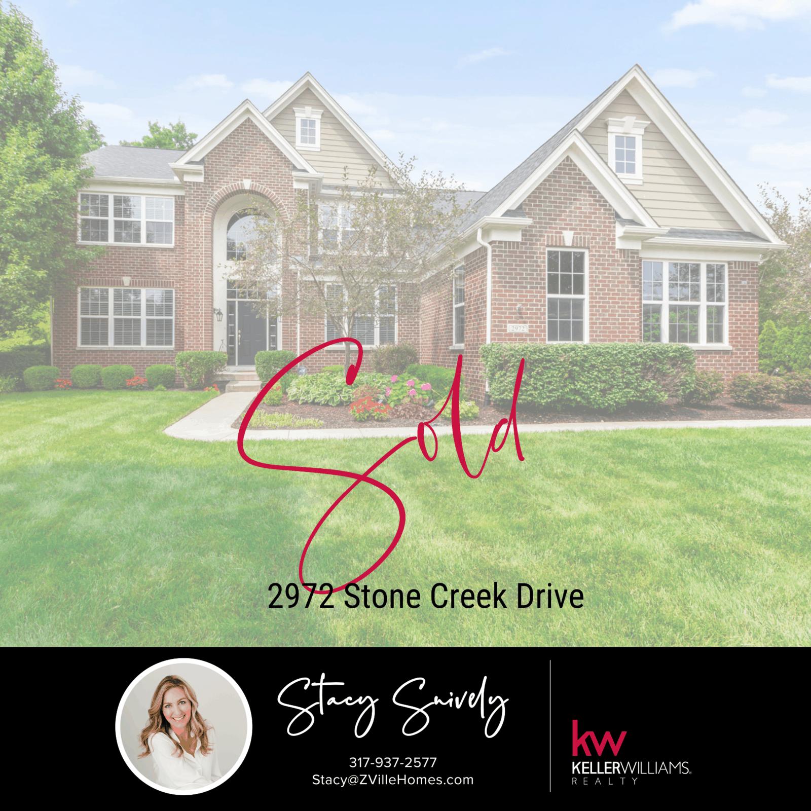 Stone Creek Drive - Sold
